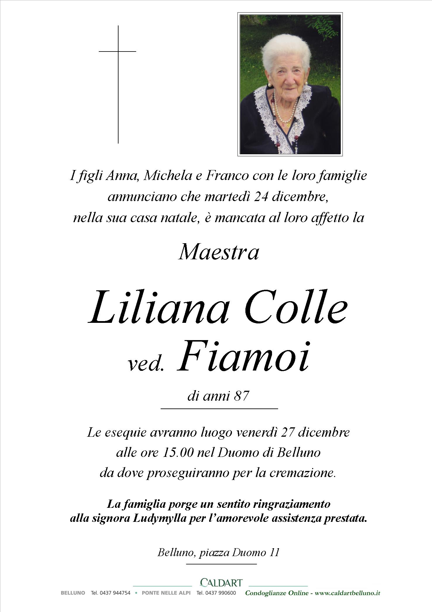 Colle Liliana