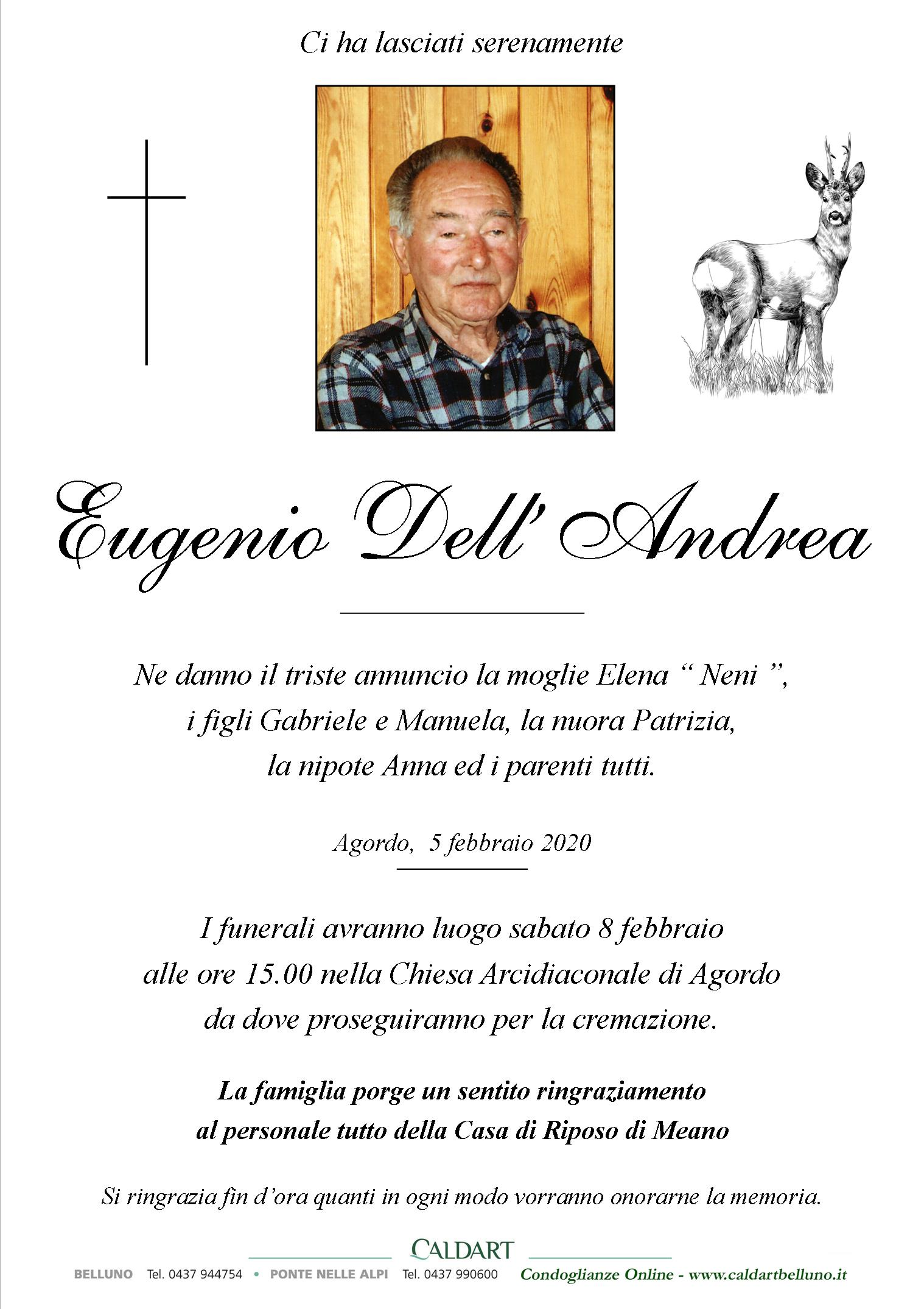 Dell'Andrea Eugenio
