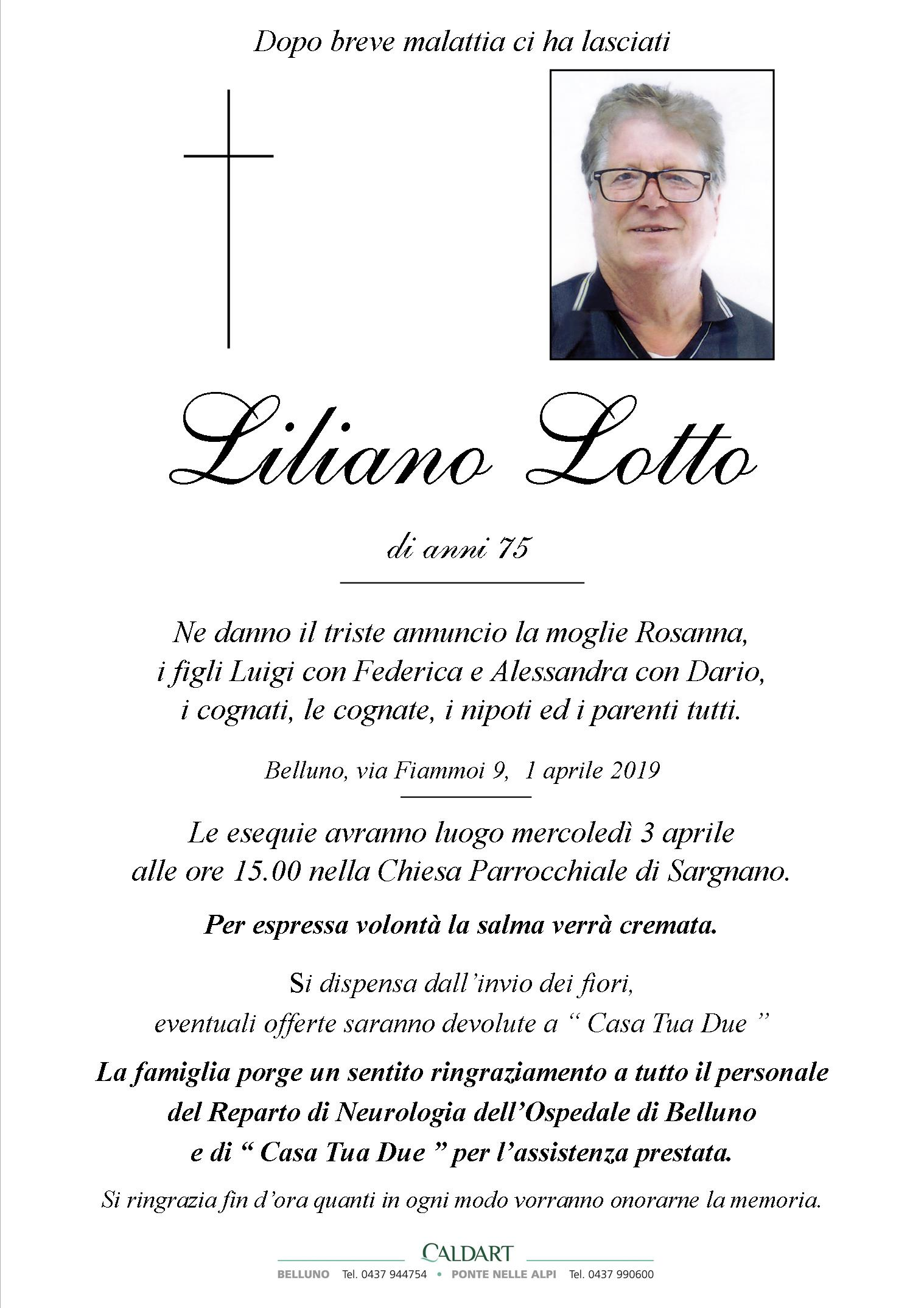 Lotto Liliano