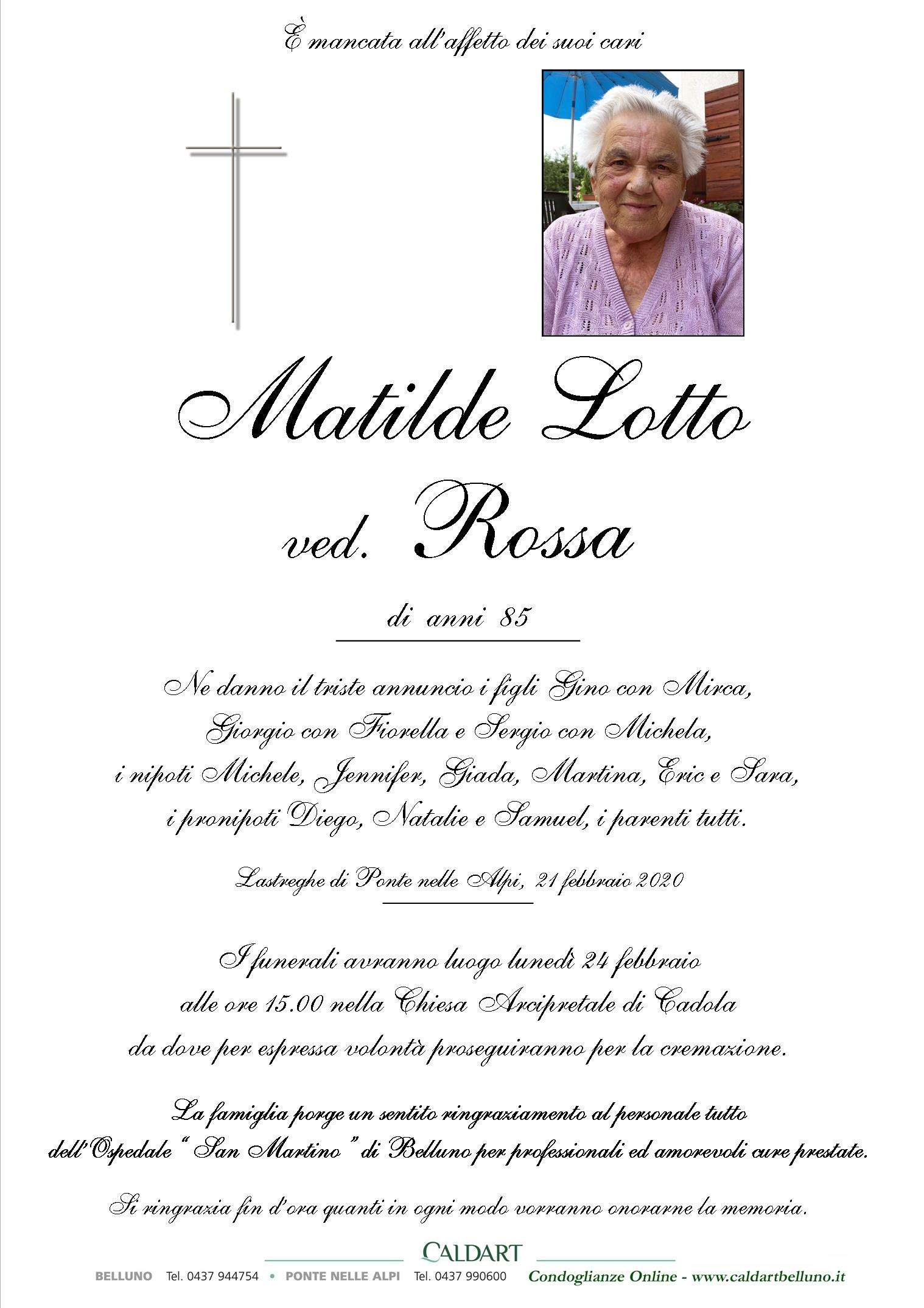Lotto Matilde